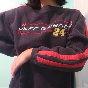 Vintage Jeff Gordon 24 Crewneck